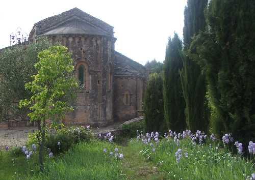 L 39 abbaye de fontcaude - Au jardin de marie st pons de thomieres ...