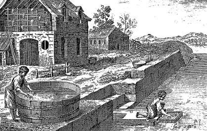 La manufacture royale de saint pons de thomi res - Au jardin de marie st pons de thomieres ...