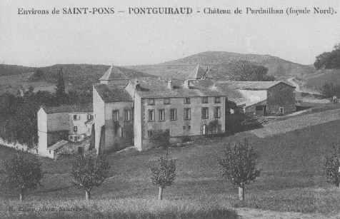 G n alogie treil de pardailhan delbet beaulieu et mazauric - Au jardin de marie st pons de thomieres ...